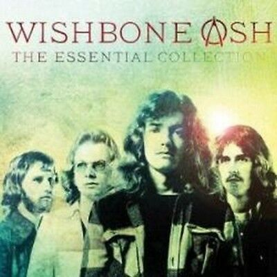 Wishbone Ash - The Essential Collection (NEW 2CD) • 6.65£