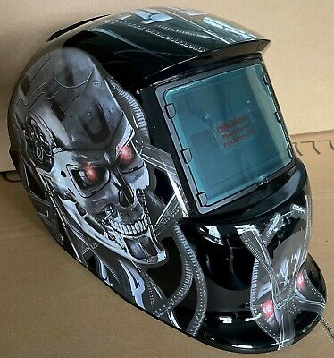 $ CDN62.48 • Buy TMR Auto Darkening Welding Helmet Grinding W/ Sensitive & Delay Time Control