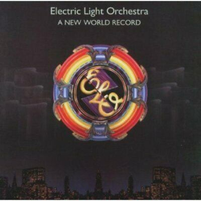 £6.65 • Buy Electric Light Orchestra / ELO - A New World Record (NEW CD)