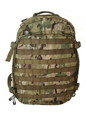 £51.17 • Buy Military Tactical Hunting Multi Day MultiCam ATACS Camo 48L Large Backpack Pack