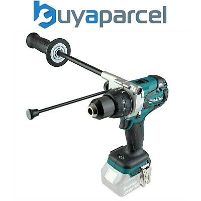 Makita DHP481Z 18v LXT Brushless Lithium-Ion Combi Hammer Drill - Bare Unit • 151.99£