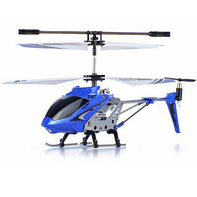 View Details Syma S107 S107G 3.5Ch Remote Control LED Light  RC Helicopter With Gyro • 25.00AU