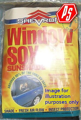 AU32 • Buy Window Sock Sun Shade For A Nissan Pulsar N13 Hatch - WS4402