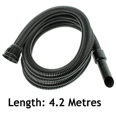 Industrial Hoover Hose Wet & Dry Pipe 4 Metres For NUMATIC Vacuum NVR370 NVR375 • 11.09£