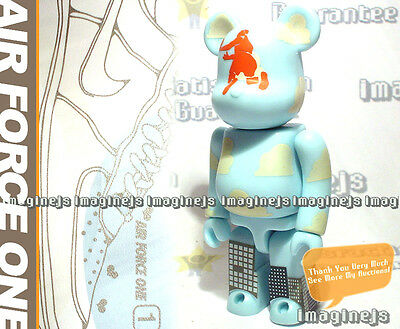 $69.99 • Buy RaRe~ Japan Medicom NIKE Series 2 100% Be@rbrick Bearbrick Kubrick Figure #J