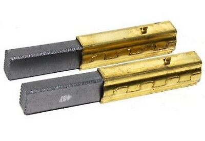 2 X GENUINE Numatic George CT CTD WVD Bypass Motor Carbon Brushes BL21104  • 9.25£