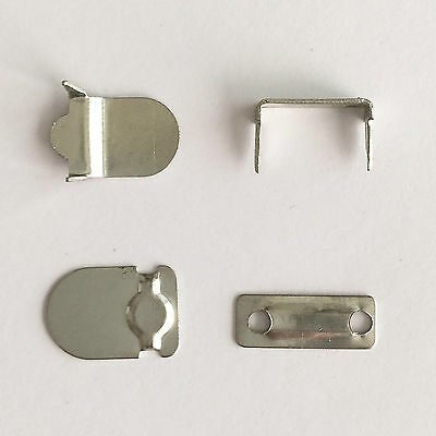 £2.21 • Buy Premium Hook And Bar Fasteners 4 Part Sets Trouser Skirt & Tunic Fasteners