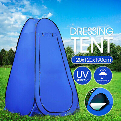 AU30.99 • Buy New Portable Pop Up Outdoor Camping Shower Tent Toilet Privacy Change Room