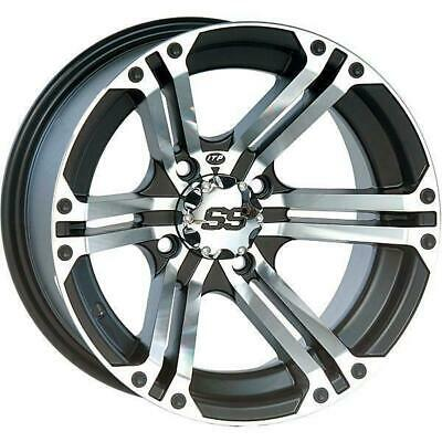$110.91 • Buy ITP - 1428375404B - Front - SS212 Wheel, 14x6 - 4+2 Offset - 4/156 - Machined~