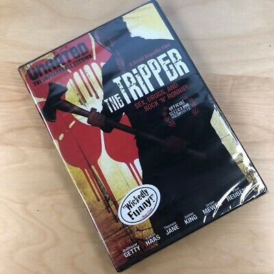 £5.56 • Buy THE TRIPPER Slasher Horror UNRATE DVD David Arquette Jamie King Jason Mewes NEW