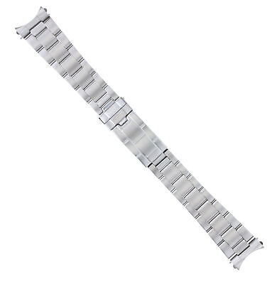 $ CDN66.96 • Buy Oyster Watch Band For Rolex Submariner 5508 5512 5513 1680 Fat Spring Bar F/lock