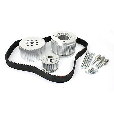 AU213.60 • Buy Holden 253 304 308 Gilmer Drive Kit W/Powersteering And Air Conditioner Pulley