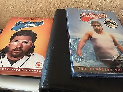 Eastbound & Down Series 1 And Series 3 DVDs - Series 3 SEALED - R2 • 10.99£
