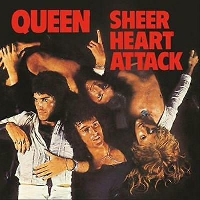 Queen - Sheer Heart Attack (NEW 12  VINYL LP) • 20.49£