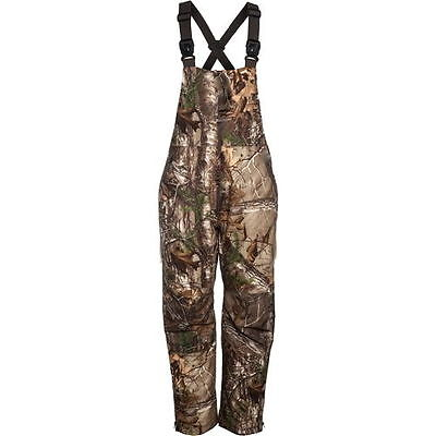 372c5f443003e Cabela's Men's Windproof Waterproof Insulated 125G Hunting Bibs Realtree AP  Camo • 109.00$