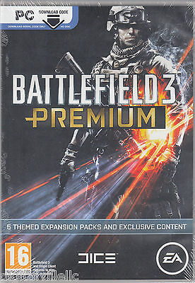 £6.54 • Buy Battlefield 3 Premium 5 Expansion Packs ONLY Code In A Box Brand New Sealed