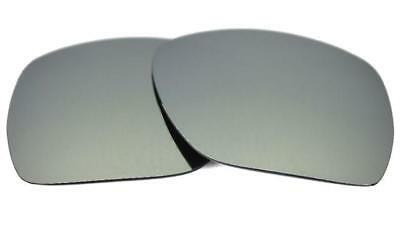 £22.99 • Buy New Polarized Replacement Silver Ice Lens For Oakley Deviation Sunglasses