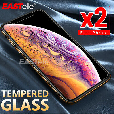 AU2.95 • Buy 2x For Apple IPhone 8 Plus 7 Plus ASTele Tempered Glass Screen Protector
