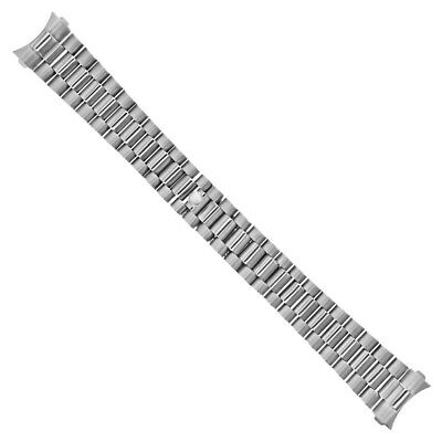 $ CDN75.67 • Buy President Watch Band Bracelet For Rolex Datejust 20mm Stainless Steel Solid Link
