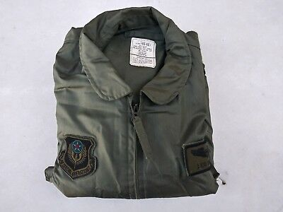 $ CDN240.78 • Buy US Air Force Special Forces Captain CWU-36/P Aramid Size XL 2001 MFG Gibraltar