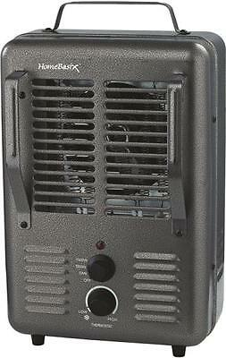 $23.99 • Buy New Homebasix Dq1001 Electric Deluxe Milk House Heater 1500 W 2 Setting 5524350