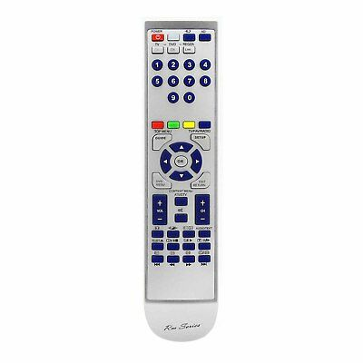 RM-Series® Replacement Remote Control For Toshiba 32CV505D[TV+REGZA] • 10.29£