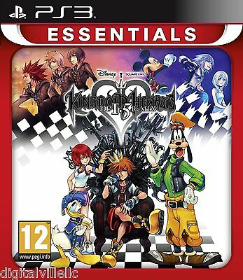 $18.29 • Buy Kingdom Hearts HD 1.5 Remix PS3 Sony PlayStation 3 Brand New Factory Sealed