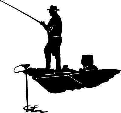 $5.24 • Buy Bass Decal STOF #14 Fishing Truck/Boat Vinyl Stickers