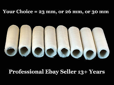 AU50 • Buy 8 X Pack - Sausage Skins Casings - Collagen - Choice Of 3 Sizes - Free EXPRESS