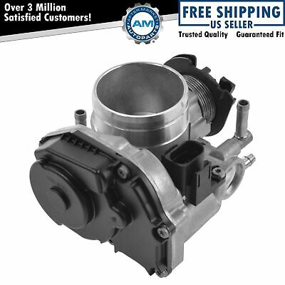 $63.13 • Buy Electronic Throttle Body Assembly For Volkswagen Beetle Golf Jetta 2.0L New