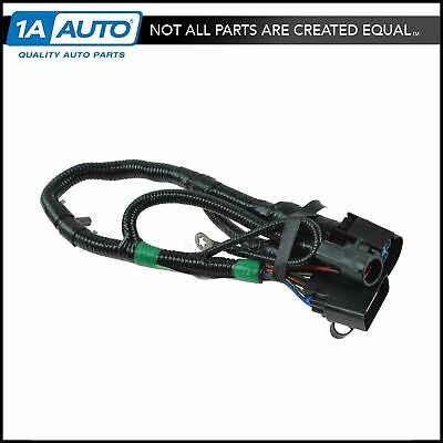 oem 7 way pin connector plug trailer towing harness assembly for ford pickup