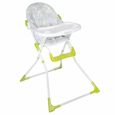 Safetots Tiny Charms Compact Foldable High Chair Toddler Feeding Highchair  • 39.90£
