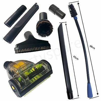 For DYSON Car Valet Vacuum Cleaning Kit Turbo Dust Brush Crevice Upholstery Tool • 23.99£