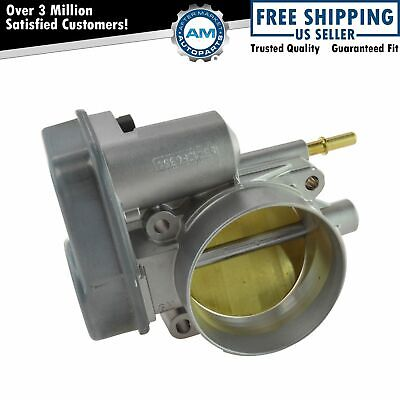 $104.85 • Buy Electronic Throttle Body Assembly For Colorado Impala Trailblazer Envoy Canyon