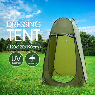 AU27.50 • Buy Privacy Ensuite Pop Up Shower Tent Change Room Toilet Flip Out