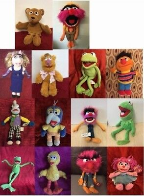 £9.99 • Buy The Muppet Show & Sesame Street Soft Toy Various Characters
