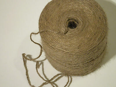 10m-100m Metre Natural Brown Rustic Style Twine String Craft Jute Shabby Cord • 1.79£