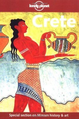 Crete (Lonely Planet Regional Guides) By Jeanne Oliver - PB • 2.41£