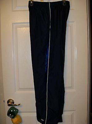 $19.94 • Buy Tek Gear Dark Navy Blue Athletic Wind Pants Boys Size XL 18 / 20 NWT