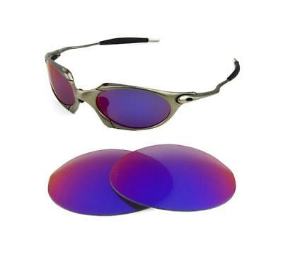 $31.66 • Buy New Polarized Replacement Light Red Lens For Oakley Romeo 1.0 Sunglasses