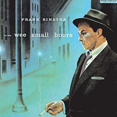 Frank Sinatra - In The Wee Small Hours Delux Gatefold 180 Gram Vinyl - Brand New • 12.69£