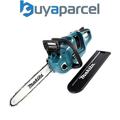 View Details Makita DUC353Z Twin 18v / 36v LXT Cordless 35cm Chainsaw Lithium Ion - Bare Unit • 239.99£