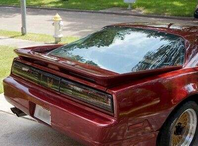 $479 • Buy 1985-1990 Trans Am GTA TTA Fiberglass Rear Wrap Around Spoiler NEW *GT-RS160