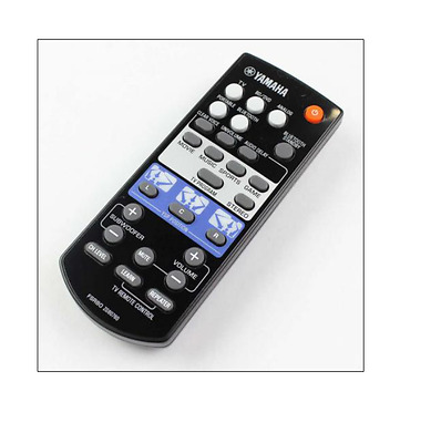 AU22.92 • Buy New Original Yamaha Soundbar Remote Control Fsr80 Zg80760 For Ysp1400 Ysp1400bl