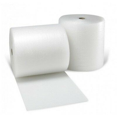 £8.99 • Buy 1 ROLL LARGE BUBBLE WRAP 300 Mm X 50 M - UK MANUFACTURED - FREE 24H DELIVERY