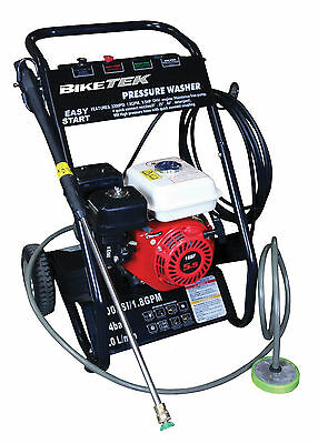 Jet Power Pressure Washer Outdoor - Portable Jet Washer No Mains Feed Required • 299.99£
