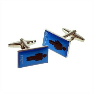 Men & Women Signs Design Cufflinks In A Cufflink Box X2BOCR184 • 8.95£
