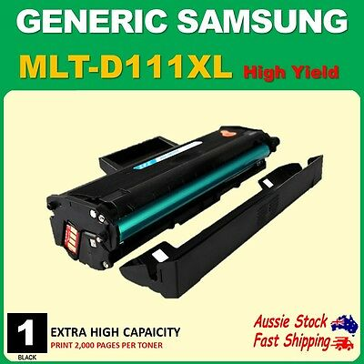 AU28 • Buy Generic MLT-D111S MLT-D111L D111 D111S Black Toner For SL M2020 SL M2070