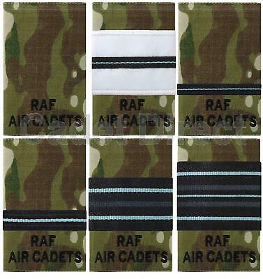 RAF Air Cadets Officers Rank Slides, MTP • 4.95£