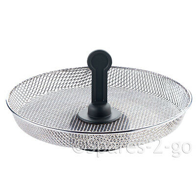TEFAL ACTIFRY Snacking Grid Frying Basket Mesh Chip Tray Express XL Family 1.5Kg • 21.29£